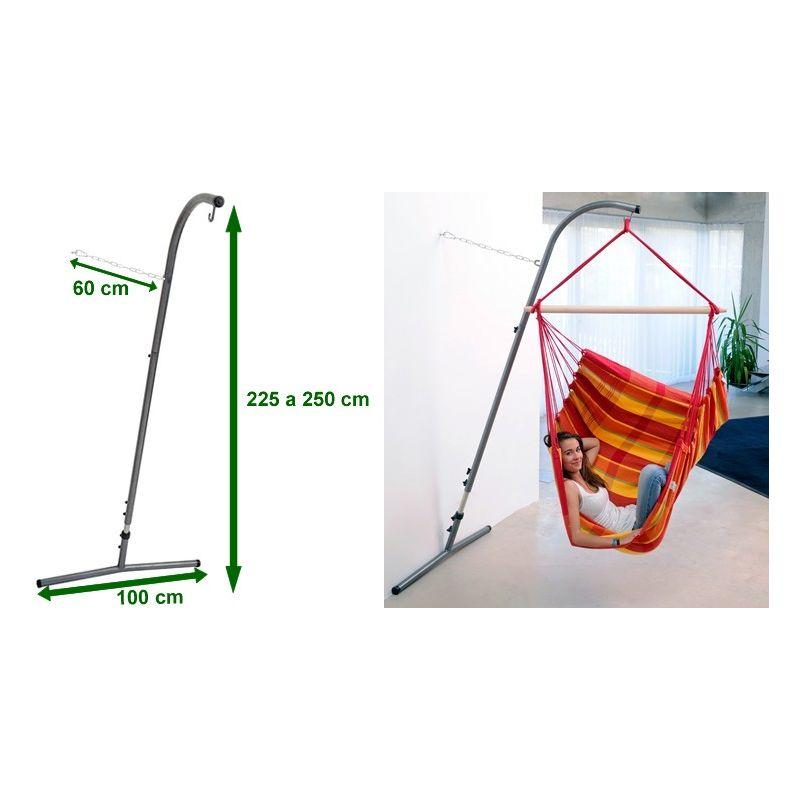 6f62bae9d Soporte de silla hamaca: PALMERA RS - AZ-4017000