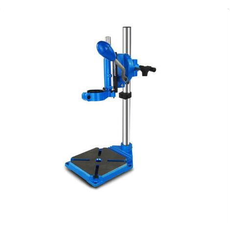 Soporte de taladro eléctrico de 400 mm, soporte de prensa de taladro de banco, soporte de amoladora, abrazadera de base, soporte de marco de taladro con tornillo de banco de prensa de taladro