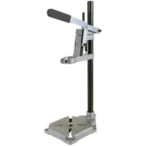 soporte de taladro universal con columna redonda (CE) 160 x 230 x 500 mm Wolcraft