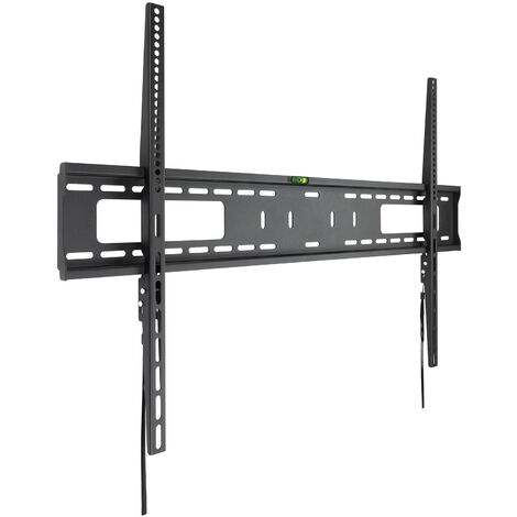 Soporte de Tv de Pared Fijo No inclinable maximo 75kg Vesa 900-600 hasta 100 pulgadas Color Negro Lp41100f-b