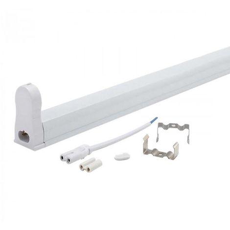 Soporte lineal para Tubo LED T8 de 150 cm