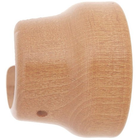 Soporte madera liso lateral 28x 42 mm. pino