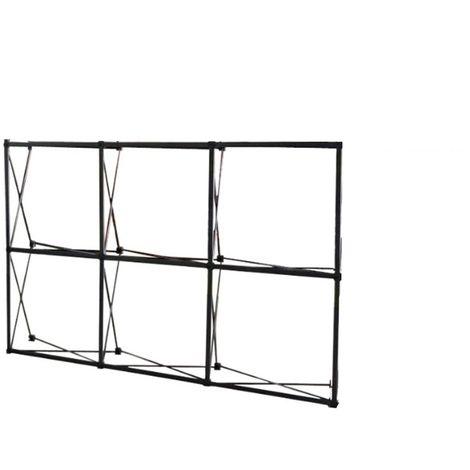 Soporte marco plegable pared boda telón de fondo decoración publicidad pantalla