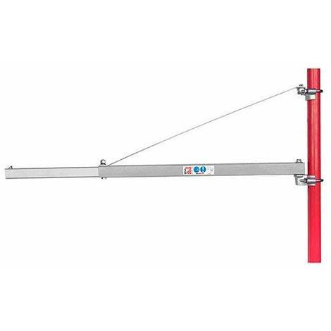 Soporte para cabestrante polipasto brazo oscilante para ESZ Holzmann SA3001100
