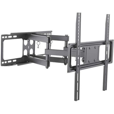 "Soporte para monitores y TV de 42-55"" (106-140cm), inclinable, orientable y desplegable"