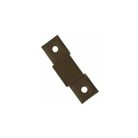 Soporte Pasamanos Negro 65mm 833 Unidad