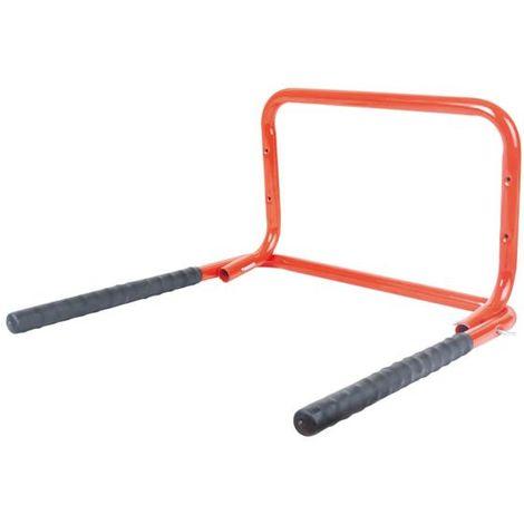 Soporte plegable 2 bicicletas mod. 111 ehl - talla