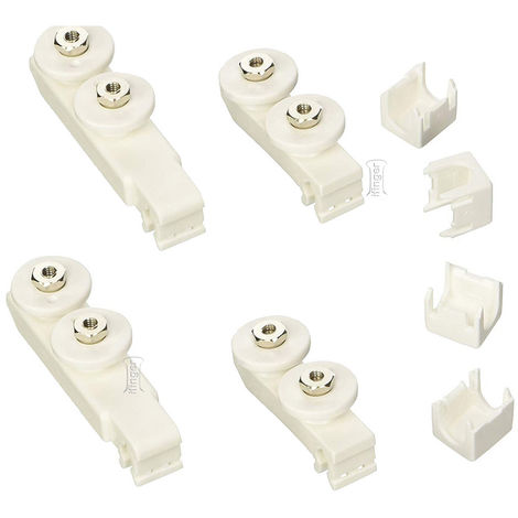 Soporte rodamiento b2pp supra color Blanco - am99086201 - ROCA