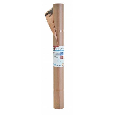 SOPRAVAP KRAFT Rouleau de 50m x 1,5m - rouleau(x) de 75m²