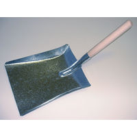"""Sorby Hutton Galvanised Shovel 10"""" x 8"""" High Quality Garden Driveway Path NEW"""