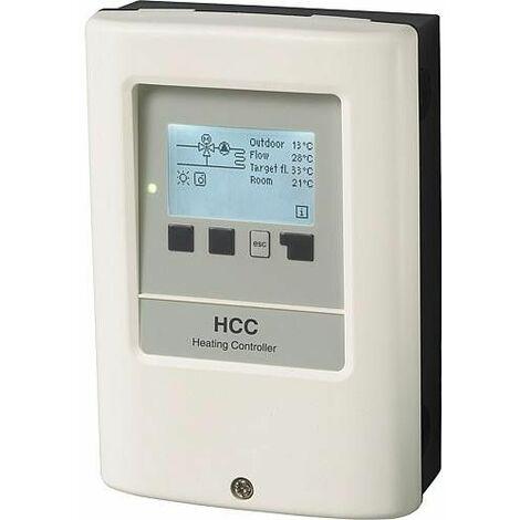 Sorel Regulation chauffage HCC4 p. circuit de chauffage melange avec circulateur