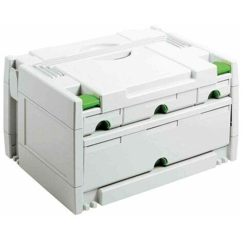 Sortainer SYS 3-Sort/4 - Festool (491522)