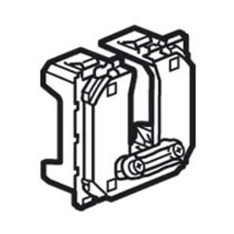 """main image of """"Sortie de cable Céliane livrée avec serre-câbles"""""""