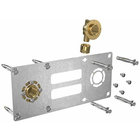 Sortie de cloison double - Entraxe 150 mm - Robifix - Watts industries
