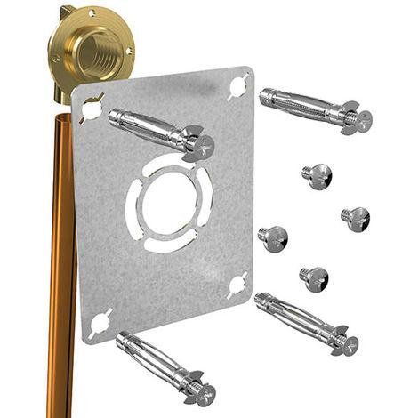 Sortie de cloison, robifix, simple Watts Industries