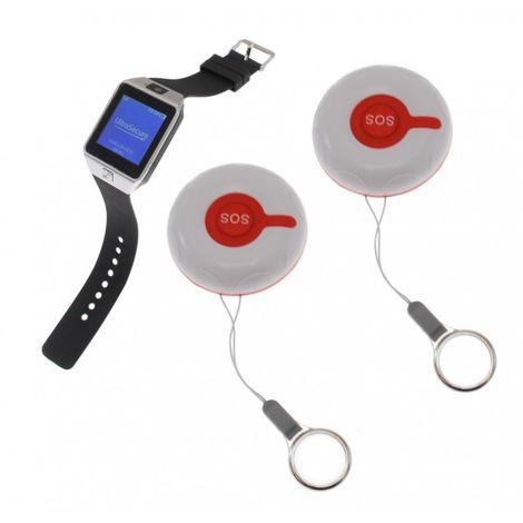 SOS Alert Watch & Pager System 2 [009-3105]