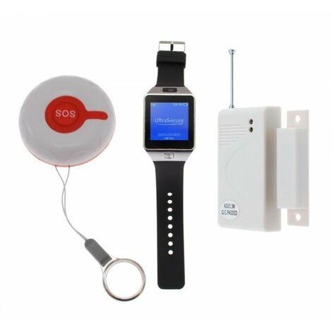 SOS & Door Alert Watch & Pager System [009-3235]