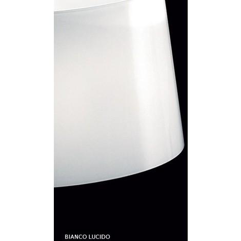 Lampadario SN PAPIRO 0383 E27 LED 15cm vetro decorato foglia oro argento classico sospensione interno IP20