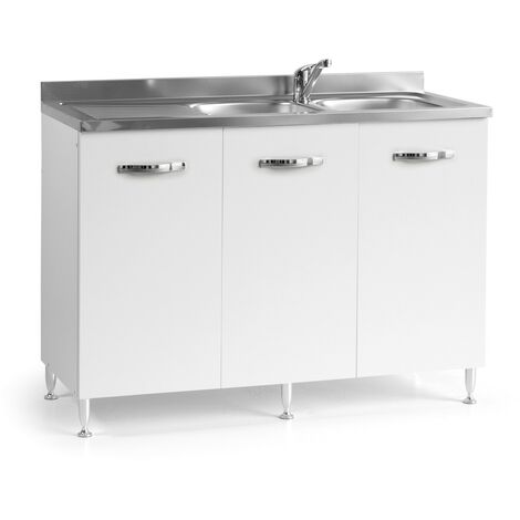 we point Mobile Sottolavello da Cucina vasche Reversibile ...