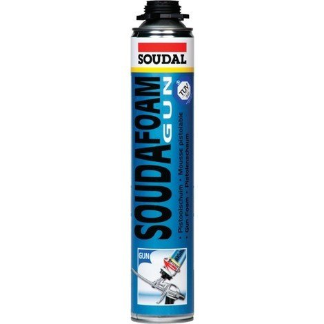Soudafoam Mousse Pistolable B3 750 ml (MDI) SOUDAL (Par 12)