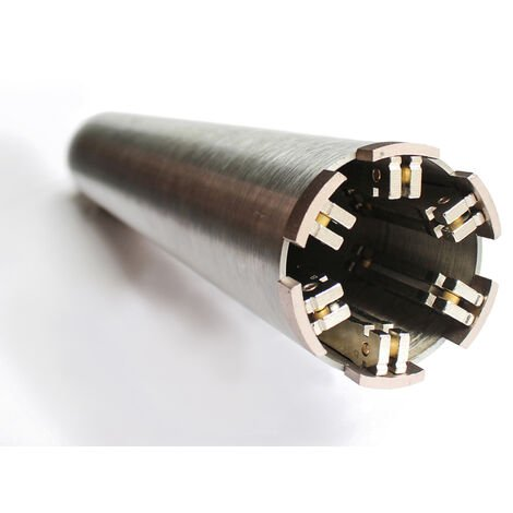 Soudage Aimant Magnetique Porte Brase Outil Pour Le Diamant De Base Meche Segments Haute Precision Resistance A La Chaleur, 6Pcs