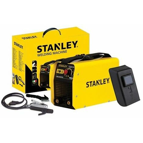 soudage stanley - inverter wd 160