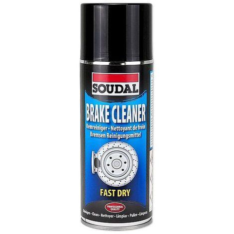 SOUDAL Bremsenreiniger-Spray - Dose 400 ml - 119712