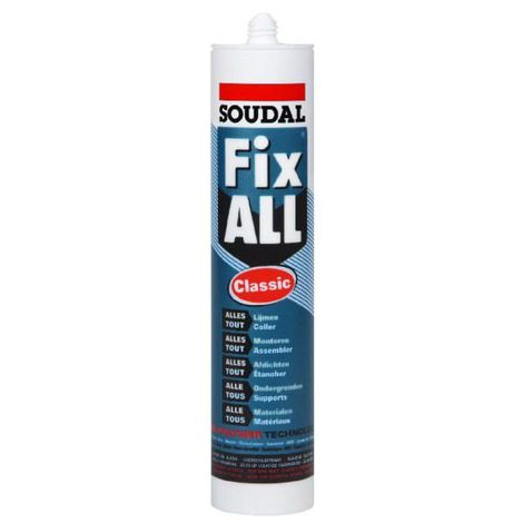 Soudal Fix ALL MS-polymère Beige 290