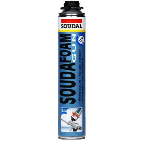 Soudal Mousse PU 750 Champagne
