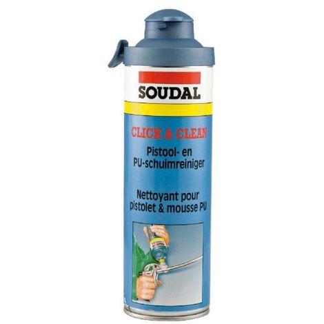 Soudal Nettoyant CLICK&CLEAN 500