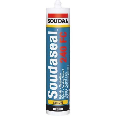 Soudaseal 240FC Mastic MS-Polymere 290ml blanc SOUDAL (Par 12)