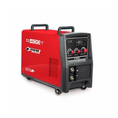 Soudeur industriel de la gamme MMA S400T Stayer