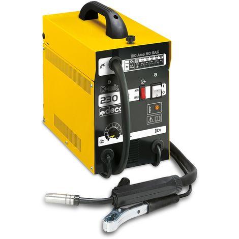 Soudeuse à fil Deca D-mig 230 AC sans gaz