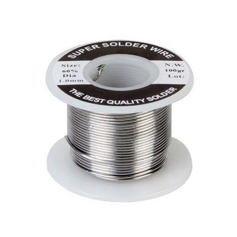 SOUDURE 60/40 1mm 100g (RI3225)