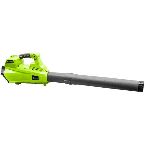 Souffleur à batterie| Zipper| Modèle Zi-Lbr40V-Akku | 4 Vitesses| 40V| Machine de jardinage