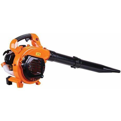 Souffleur aspirateur de feuilles 468m3/heure Villager VBV 230E - Orange