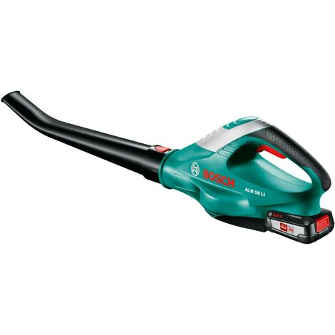 Souffleur sans fil Bosch - ALB 18 LI (Livré avec 1 batterie 18V - 2,5 ah)