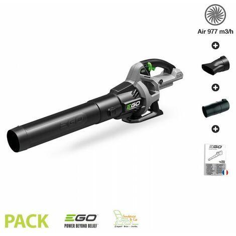 Souffleur sans fil Ego Power sur batterie LB5750E