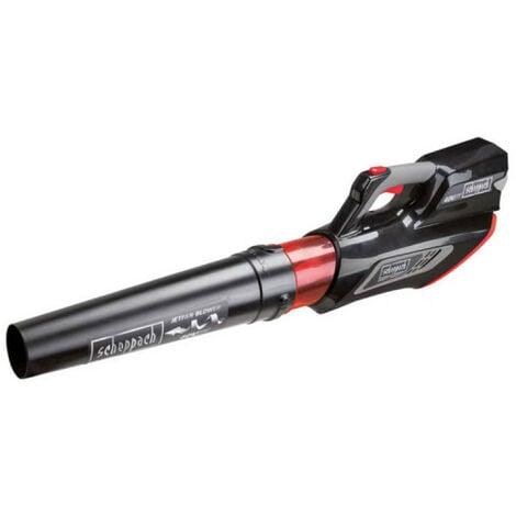Souffleur sans fil SCHEPPACH 40V - Sans batterie sans chargeur - BAB150-40LI