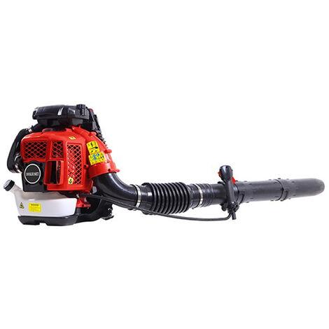 Souffleur thermique à dos 65,5cm3 380km/h DUNSCH DU51566B3