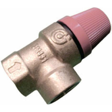 Soupape de securite 3 bar, DE DIETRICH , Ref. 95360214