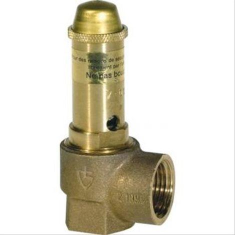 Soupape de sécurité à membrane - 7 bar - Thermador