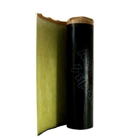 Sous-couche acoustique mince NF ASSOUR 19 rouleau de l.1 x L. 20 m x ép. 3 mm