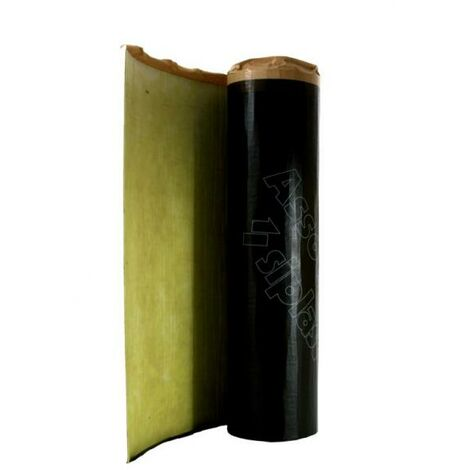 Sous-couche acoustique mince NF ASSOUR CHAPE 20 rouleau de l.1 x L. 20 m x ép. 3 mm