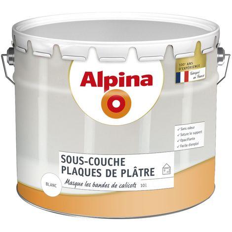 Sous-couche Alpina Plaques de plâtre 10L