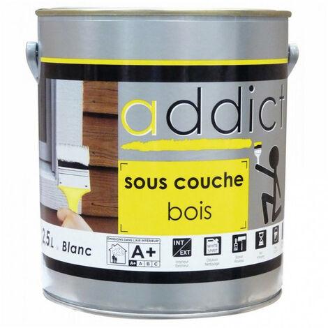 Sous-couche Bois 2,5L ADDICT