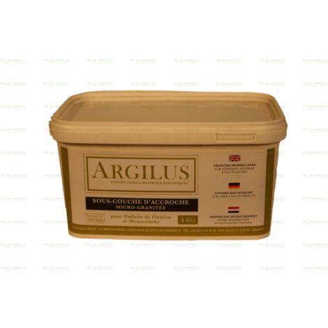 Sous-couche d'accroche ARGILUS Bac de 5 KG | bac(s) de - Bac de 5 KG