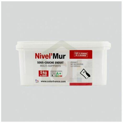 Sous couche enduit Nivel'mur Pot de 5kg | pot(s) de 0 - Pot de 5kg