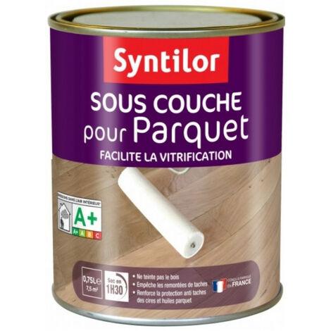 Sous-couche parquet SYNTILOR aquaretha - plusieurs modèles disponibles