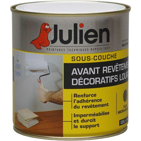 Sous-Couche pour Métaux Ferreux Blanche - Julien